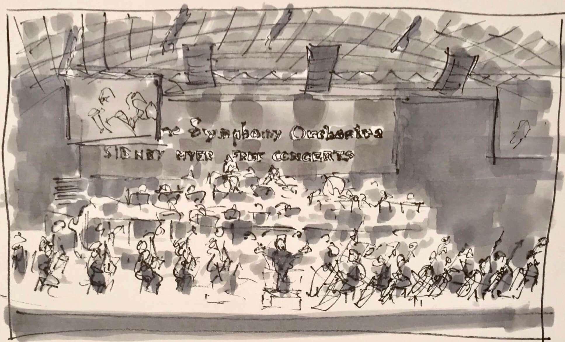 myerbowl concert